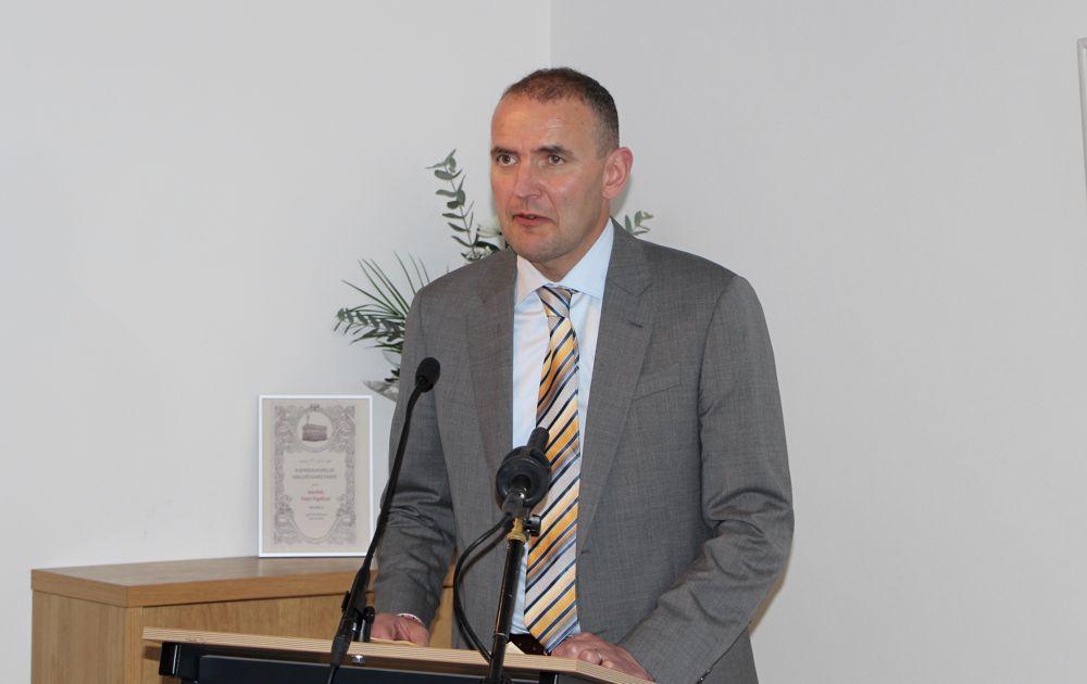 Guðni Th. Jóhannesson forseti Íslands, 19. júní 2017